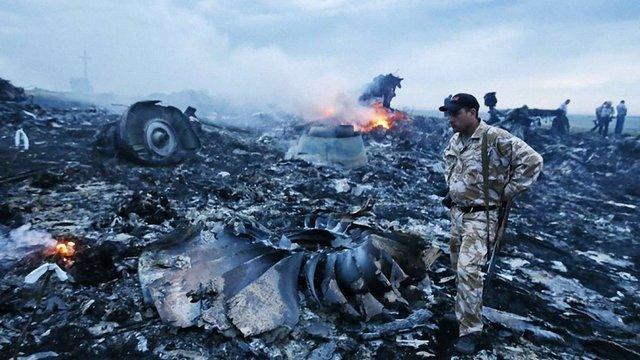 Україна опублікувала власні результати розслідування катастрофи МН17