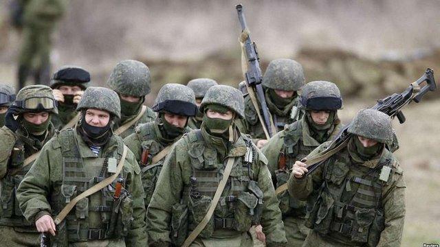 У Росії засудили п'ятьох контрактників, які відмовилися воювати на Донбасі