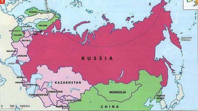 Oxford University Press випустив підручник географії із Кримом у складі РФ