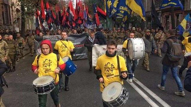 Міліція Києва відкрила 5 кримінальних проваджень після «Маршу Героїв»