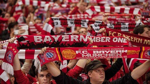 Фанати «Баварії» бойкотуватимуть початок матчу Ліги чемпіонів через високі ціни на квитки