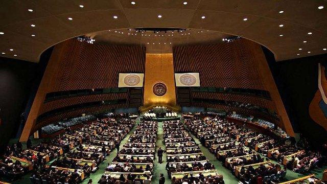 Україну обрали тимчасовим членом Ради Безпеки ООН