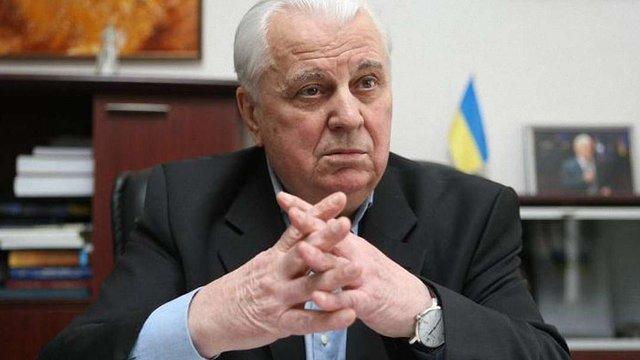 Кравчук пояснив відмову України від ядерної зброї законами фізики і міжнародним тиском