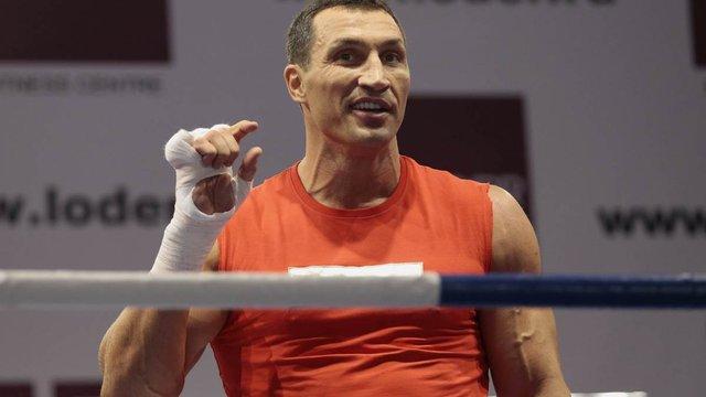 Володимир Кличко може взяти участь в Олімпіаді-2016