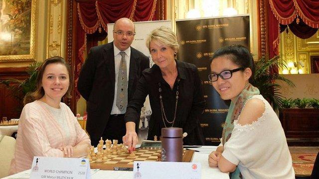 Марія Музичук виборола «срібло» Гран-прі Монако з шахів