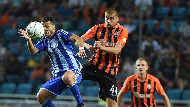 «Шахтар» розгромив «Динамо» у принциповому поєдинку Прем'єр-ліги