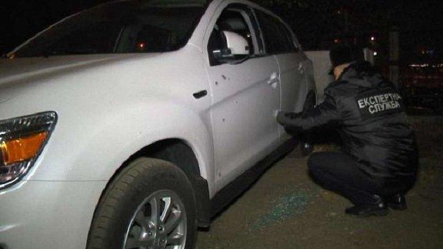 У Києві на автостоянці вибухнула граната