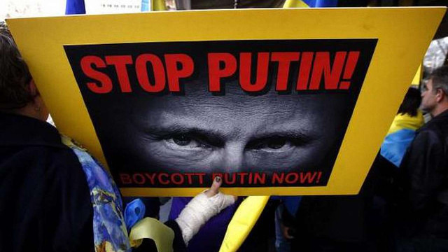 В ЄС наочно показали, за що введені санкції проти Росії