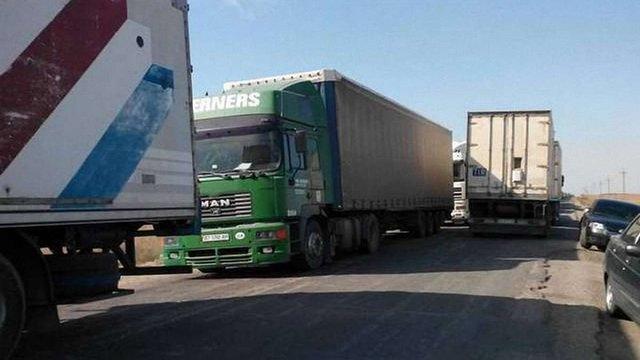 На Херсонщині через блокаду Криму накопичилися 30 тис. тонн овочів