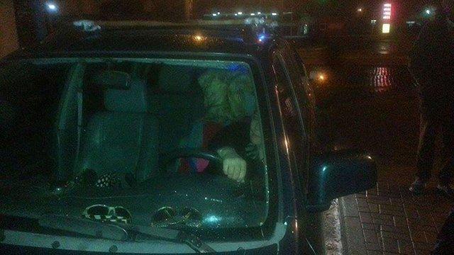 У Львові затримали нетверезого екс-кандидата в депутати від «Громадянської позиції»