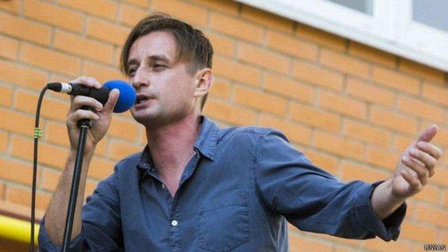 Жадан отримав престижну літературну премію «Анґелус» в Польщі