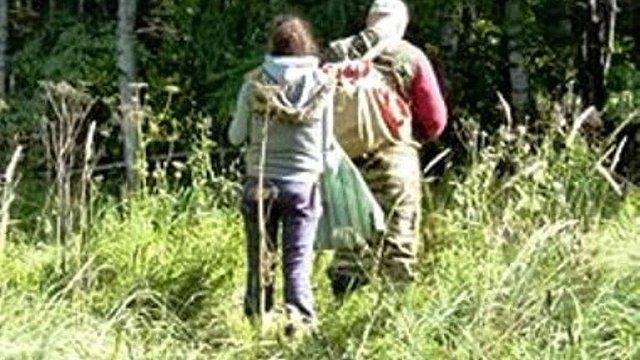 Надзвичайники знайшли львівських грибників, які заблукали в горах