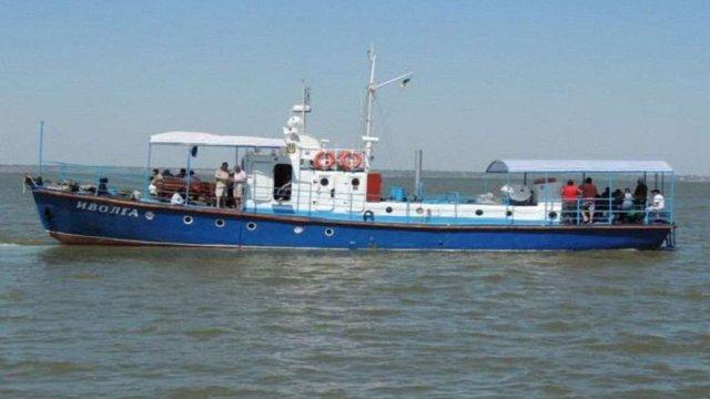 На борту затонулого катера «Іволга» було понад 40 осіб, - МВС