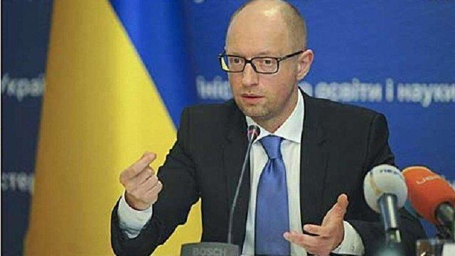 Яценюк закликав українців не продавати голоси на виборах