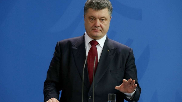 Якщо Мінські угоди не будуть виконані, Україна вимагатиме введення миротворців ООН, - Порошенко
