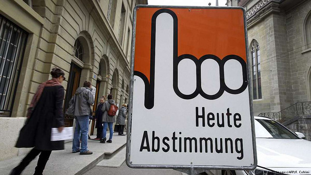 Праві отримали більшість у парламенті Швейцарії