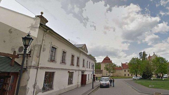 ДАБІ оштрафувала замовника і проектанта реставрації пам'ятки архітектури в Жовкві
