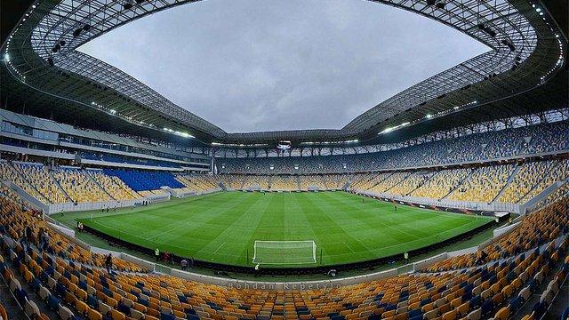 Українська збірна зіграє зі словенцями у Львові
