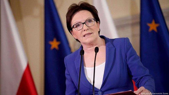 Польща виступила проти «Північного потоку-2»