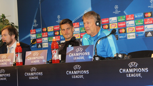 «Марно налаштовуватися на рахунок 1:0 у грі із «Шахтарем», - головний тренер «Мальме»