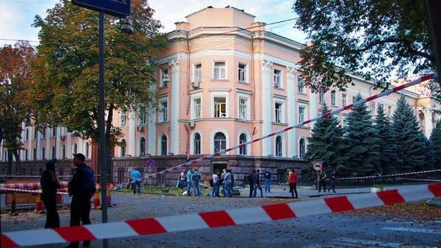 Правоохоронці затримали підозрюваних у підриві одеської СБУ