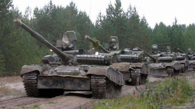 Розвідка підтвердила, що танки «ДНР» залишилися на Донеччині, - АП