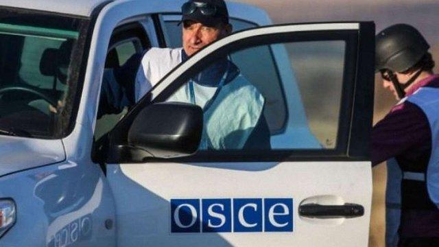 ОБСЄ помітила 27 танків на Маріупольському напрямку