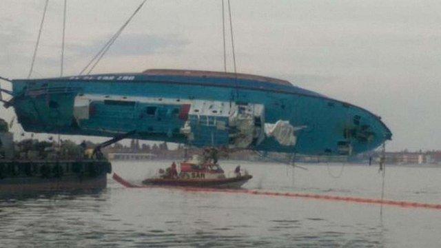 Рятувальники знайшли ще одне тіло поблизу місця аварії катера у Затоці
