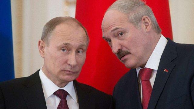 Росія і Білорусь планують створити єдину військову організацію