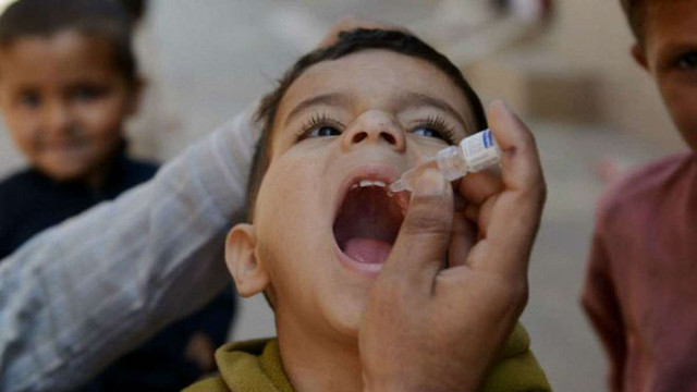 На Львівщині проти поліомієліту вакциновані лише 15% дітей