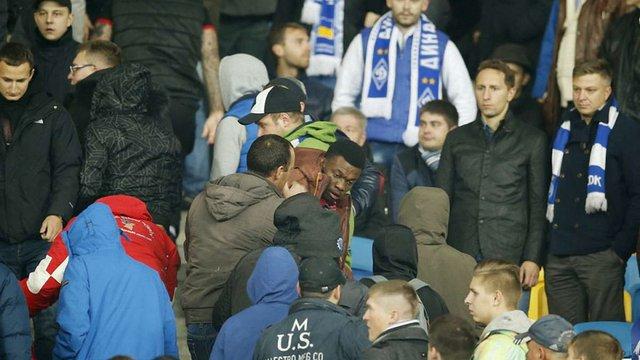 ФФУ назвала появу темношкірих фанатів на секторі ультрас «Динамо» провокацією
