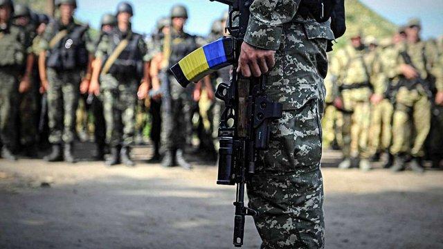 За час АТО в Україні з'явилося сорок нових генералів