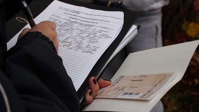 У Києві правоохоронці викрили спробу підкупу виборців