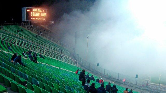 «Динамо» і «Карпати» проведуть наступні матчі УПЛ із частково закритими трибунами