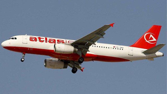 Завтра авіакомпанія «Atlasjet Україна»  здійснить перший рейс зі Львова до Стамбула