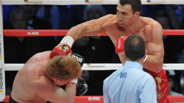 Команда Кличка готова провести матч-реванш із російським боксером Повєткіним