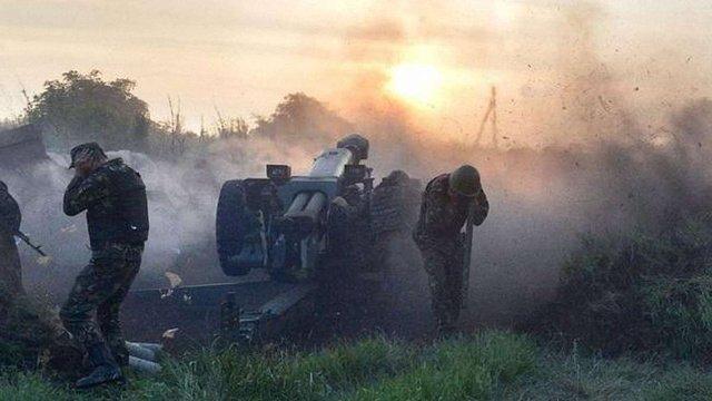Бойовики обстріляли українські позиції поблизу Пісків