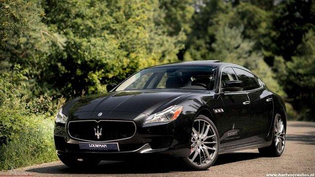 Maserati відкличе частину своїх автомобілів через ризик загоряння