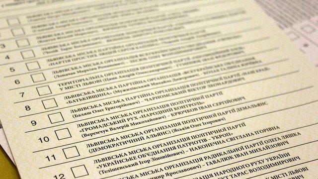 На дільницю у Винниківському госпіталі для 47 виборців привезли 800 бюлетенів