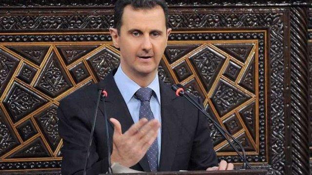 Асад заявив, що готовий провести парламентські вибори в Сирії