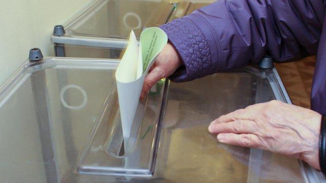 Станом на 12:00 на Львівщині проголосувало майже 15% виборців