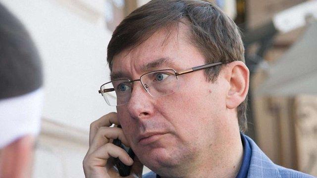 Луценко скликає раду коаліції через зрив виборів у Маріуполі