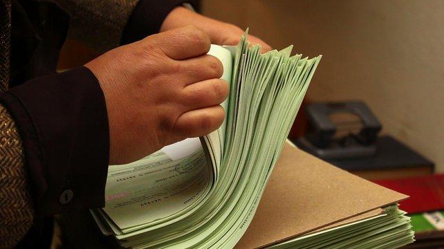 У Новому Роздолі на чотирьох дільницях виборчі комісії порушили процедуру голосування