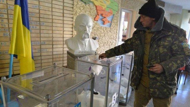 Станом на 16:00 явка на місцевих виборах становила 36,2%