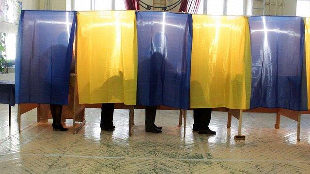 На Львівщині проголосували 56,38 % виборців