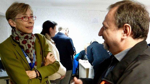 ОБСЄ заявила про відповідність виборів в Україні демократичним стандартам