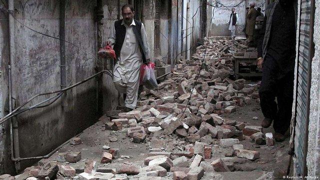 Кількість жертв землетрусу в Центральній Азії перевищила 150 осіб