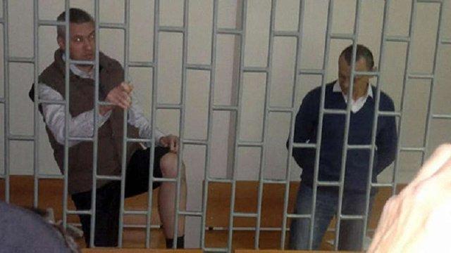 Викрадених українців Клиха і Карпюка вперше за півтора року показали журналістам