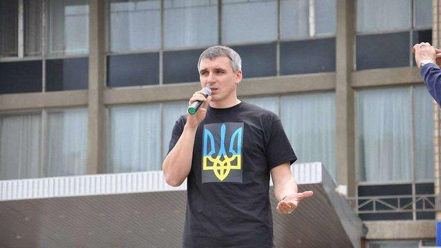 Кандидата в мери Миколаєва від «Самопомочі» хочуть усунути від другого туру виборів