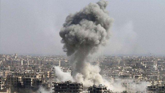 Сирійська опозиція назвала Росію винною у смерті понад 200 мирних жителів